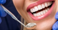 <b>Скидка до 81%.</b> Гигиена полости рта счисткой посистеме AirFlow встоматологической клинике «Люкс Дент»
