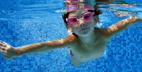 <b>Скидка до 50%.</b> До8индивидуальных или семейных занятий плаванием вдетском центре «Капелька»