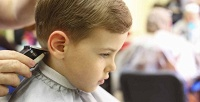 <b>Скидка до 50%.</b> Мужская, стрижка «Отец исын», оформление бороды отбарбершопа Hair Club Ivanovo