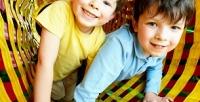 <b>Скидка до 55%.</b> Посещение для одного или двух детей детского игрового клуба «Панда»
