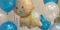 <b>Скидка до 73%.</b> Букет, штанга, надпись, праздничная арка извоздушных шаров, фольгированная фигура, шар сконфетти либо экспресс-поздравление аниматора