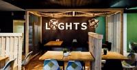 Всё меню инапитки вресторане Lights Cafe