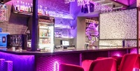 Напитки ипаровые коктейли влаундж-баре «Mamoonia Lounge Bar Арбат» соскидкой50%