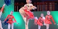 <b>Скидка до 52%.</b> 4, 8или 12занятий танцами вдетском ансамбле «Олимпия»