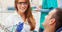 <b>Скидка до 75%.</b> Лечение кариеса, ультразвуковая чистка или реставрация зубов встоматологической клинике «МаксДент»