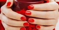 <b>Скидка до 72%.</b> Маникюр ипедикюр соSPA-уходом илечебным покрытием ногтей или покрытием гель-лаком вманикюрном кабинете «Люкс»