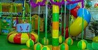 """<b>Скидка до 53%.</b> 30минут, 1или 2часа посещения детской игровой площадки «Территория детства """"Джунгли""""»"""