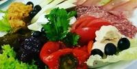 Все блюда изразделов меню «Балканские специалитеты нагриле» и«Домашние балканские специалитеты» без ограничения суммы чека вресторане сербской кухни «Српска Кафана» соскидкой50%