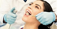 <b>Скидка 70%.</b> Комплексная процедура ультразвуковой чистки, чистки AirFlow, полировки зубов, фторирования встоматологии Diamond Smile