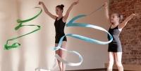 Абонемент на1месяц посещения занятий похудожественной гимнастике для девочек отдетского центра «Юные гимнасты» (900руб. вместо 2000руб.)
