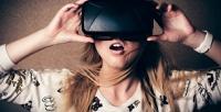 <b>Скидка до 50%.</b> До60минут игры вшлеме HTC Vive, Oculus Rift или PlayStation4VR вклубе виртуальной реальности VRCity
