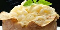 Блюда навыбор вресторане быстрого питания «Царь картошка» соскидкой50%