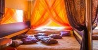 <b>Скидка до 48%.</b> Отдых вдизайнерском номере сзавтраком иразвлечениями или автомобильный тур «Отдых по-русски» вмини-отеле «Банифаций»