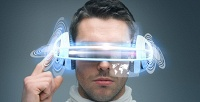 Игра вшлеме HTC Vive для компании вклубе виртуальной реальности «Портал». <b>Скидкадо55%</b>