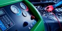 Полная подготовка изаправка кондиционера автомобиля вавтоцентре Artem Faraon (950руб. вместо 1900руб.)