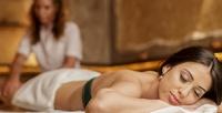 <b>Скидка до 70%.</b> Массаж спины, шейно-воротниковой зоны, релакс-массаж, корректирующие SPA-программы вмассажном салоне «Сахара»