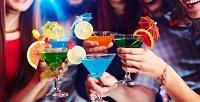 <b>Скидка до 60%.</b> Паровая церемония счаем или коктейльная вечеринка вMartini Bar