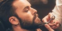 <b>Скидка до 50%.</b> Мужская идетская стрижки, моделирование бороды иусов вбарбершопе «Barber Kovalь»