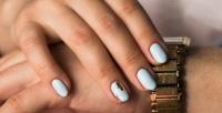 <b>Скидка до 61%.</b> Классический маникюр ипедикюр вместе или поотдельности слечебным, покрытием ногтей IBX System или гель-лаком встудии красоты Maje Nails