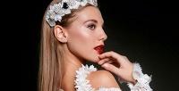 <b>Скидка до 79%.</b> Авторский курс «Макияж для себя» имастер-класс поуходу залицом отвизажиста Mercedes-Benz Fashion Week 2019в «Школе макияжа Алены Ореховской»