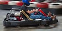 <b>Скидка до 50%.</b> 25кругов заезда или 1час обучения управлению картом натерритории ТРЦ «Красная Площадь» откартинг-клуба Top Kart