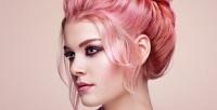<b>Скидка до 67%.</b> Укладка, стрижка, окрашивание, мелирование, биоламинирование или химическая завивка волос всалоне красоты «Перламутр»