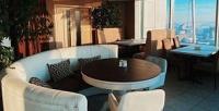 Всё основное меню кухни вресторане Sky Lounge соскидкой50%