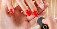 <b>Скидка до 62%.</b> Маникюр ипедикюр спокрытием Shellac, гелевое наращивание или коррекция ногтей всалоне красоты Elle