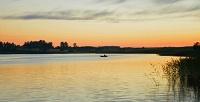 <b>Скидка до 51%.</b> Отдых наберегу Вазузского водохранилища вкоттедже спакетом «Рыболов» или «Водная прогулка» либо без набазе отдыха «Зазерки»