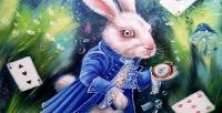 Участие вквесте «Следуй забелым кроликом» оттеатральной студии «Рафинад» (2500руб. вместо 5000руб.)