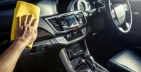 Профессиональная глубокая химчистка салона автомобиля ибагажника вавтоателье JJglass (1250руб. вместо 2500руб.)