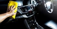 <b>Скидка до 84%.</b> Комплексная химчистка салона, абразивная полировка судалением царапин инанесением защитного покрытия отавтомойки «Автостол»