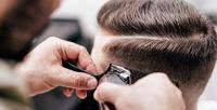 <b>Скидка до 58%.</b> Мужская идетская стрижка или моделирование бороды вбарбершопе Boston