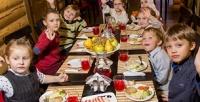 <b>Скидка до 50%.</b> Проведение детского праздника саниматором всемейном кафе Family Pizza