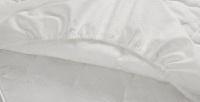 <b>Скидка до 40%.</b> Наматрасник водонепроницаемый или стеганый сбоковинами исинтепоновым наполнителем