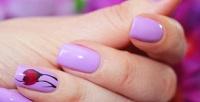 <b>Скидка до 67%.</b> Маникюр ипедикюр спокрытием ногтей гель-лаком ивыравниванием ногтевой пластины всалоне красоты Lure Beauty Studio