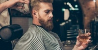 <b>Скидка до 55%.</b> Мужская, детская стрижка, бритье, стрижка бороды вбарбершопе «Zаточка»