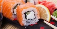 Роллы, суши, лапша Wok идоставка всети магазинов японской кухни BentoWok. <b>Скидка50%</b>