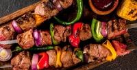 Всё меню кухни вкафе кавказкой кухни «Сезам» соскидкой50%