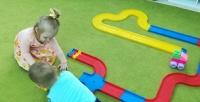 <b>Скидка до 50%.</b> Посещение игровой комнаты или проведение детского праздника вдетском клубе «Крокодил»