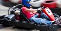 2заезда для одного или двоих накрытом картодроме Olymp Karting. <b>Скидка50%</b>