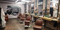 <b>Скидка до 51%.</b> Мужская стрижка или моделирование бороды вBlade &Brothers Barbershop