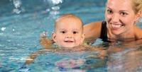 <b>Скидка до 50%.</b> Абонемент на2, 4или 8занятий поплаванию вдетском оздоровительном центре «Взрослейка»