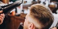 <b>Скидка до 55%.</b> Мужская, детская стрижка, оформление бороды отпарикмахерской «Lucky ножницы»