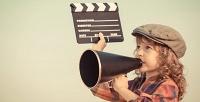 <b>Скидка до 50%.</b> Онлайн-курс покинематографии «Сними фильм», «Кинокарусель» или «Основной» продолжительностью до12месяцев для детей вкиностудии «Чаплин»