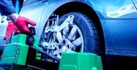 <b>Скидка до 50%.</b> Диагностика ходовой части автомобиля, 3D-регулировка развала-схождения одной или двух осей вавтоцентре S.Auto