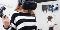 <b>Скидка до 51%.</b> 30минут игры вшлеме виртуальной реальности вклубе «Первое виртуальное место»