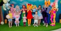 Проведение дня рождения отстудии детских праздников Funny Room (250руб. вместо 500руб.)
