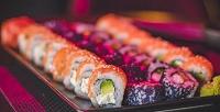 Заказ суши-сета навыбор отресторана доставки Sushi Land соскидкой50%