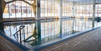 <b>Скидка до 50%.</b> Отдых наберегу реки Волги с3-разовым питанием, посещением бассейна, термальной зоны, зоопарка, игрой вбильярд итеннис впарк-отеле «Васильевский»